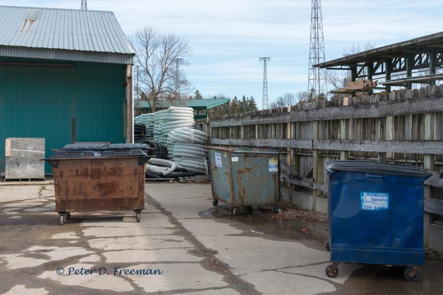 Dumpster Drama